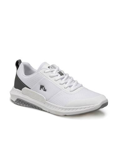Lumberjack Azura Erkek Koşu Ayakkabısı Beyaz